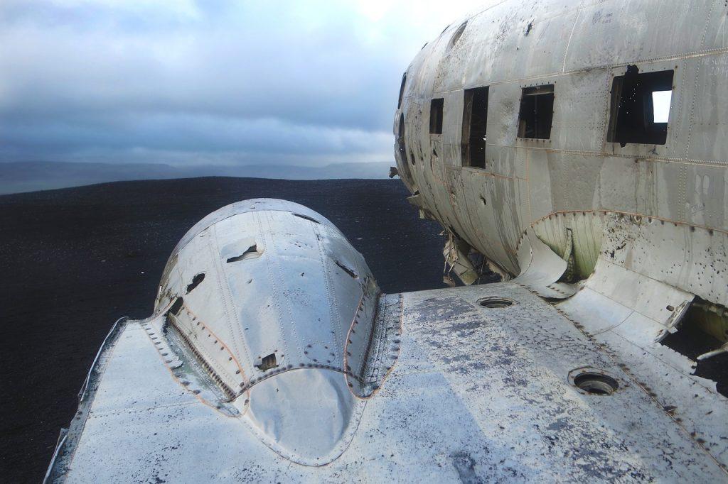 Возгорание самолета Sukhoi Superjet, 2019